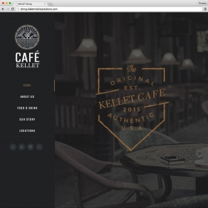 Dining home page